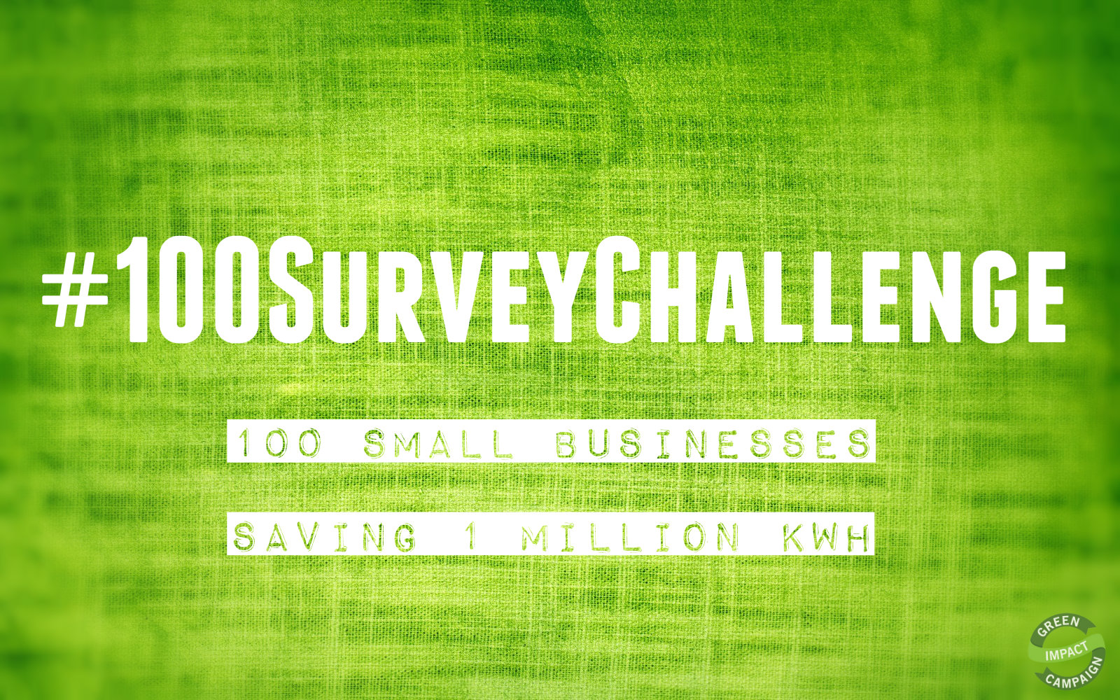 Introducing the #100SurveyChallenge