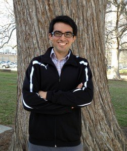 Christopher Gonzalez, Texas State University McCoy College of Business