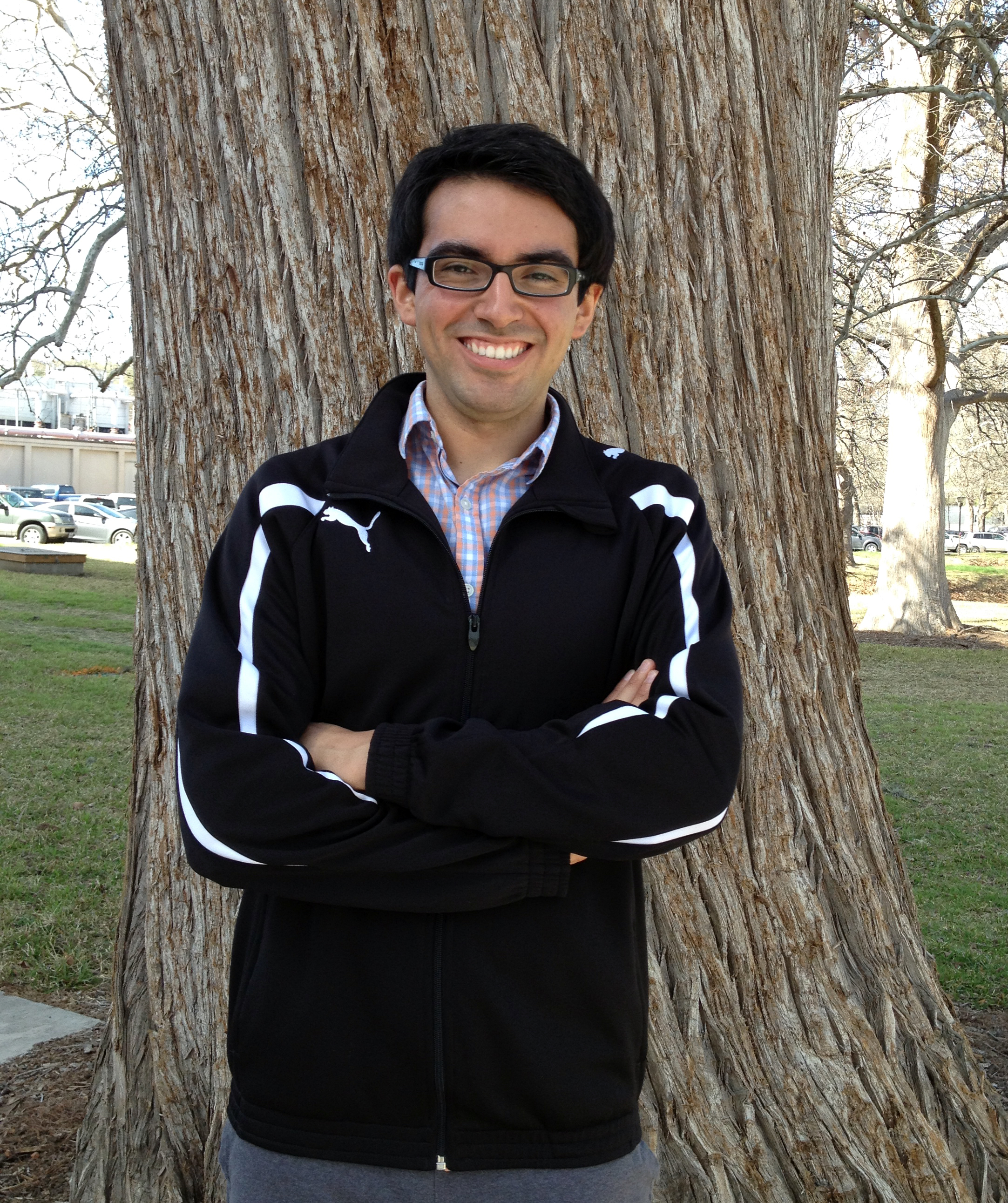 Meet a Volunteer: Christopher Gonzalez, Texas State University
