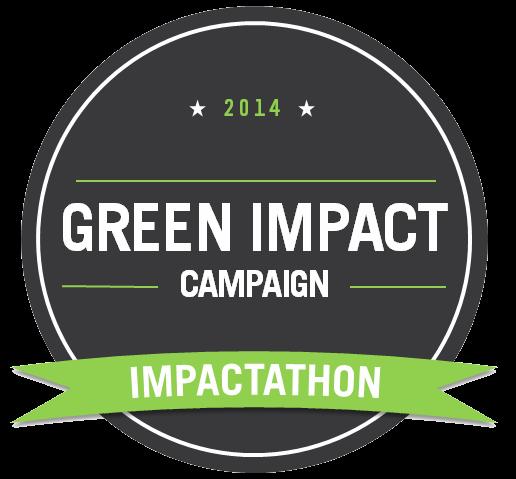 gic green impact campaign impactathon