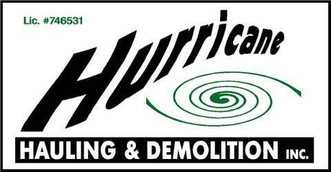 Hurricane Hauling & Demolition, Inc.